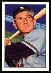 1952 Bowman REPRINT #60  Sid Gordon  Front Thumbnail
