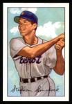 1952 Bowman REPRINT #235  Steve Souchock  Front Thumbnail