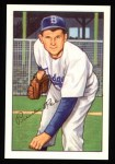1952 Bowman REPRINT #168  Preacher Roe  Front Thumbnail