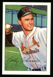 1952 Bowman REPRINT #122  Billy Johnson  Front Thumbnail