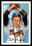 1952 Bowman REPRINT #120  Chet Nichols  Front Thumbnail