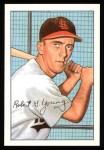 1952 Bowman REPRINT #193  Bob Young  Front Thumbnail