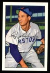 1952 Bowman REPRINT #140  Ray Scarborough  Front Thumbnail
