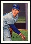 1952 Bowman REPRINT #46  Carl Scheib  Front Thumbnail