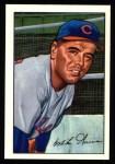 1952 Bowman REPRINT #7  Mike Garcia  Front Thumbnail