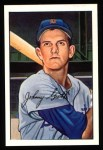 1952 Bowman REPRINT #67  Johnny Groth  Front Thumbnail