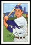 1952 Bowman REPRINT #113  Al Zarilla  Front Thumbnail