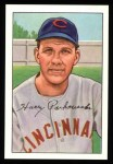 1952 Bowman REPRINT #202  Harry Perkowski  Front Thumbnail