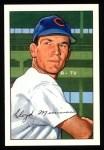 1952 Bowman REPRINT #78  Lloyd Merriman  Front Thumbnail