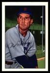 1952 Bowman REPRINT #3  Fred Hutchinson  Front Thumbnail