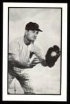 1953 Bowman B&W Reprint #49  Floyd Baker  Front Thumbnail
