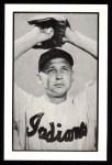 1953 Bowman B&W Reprint #63  Steve Gromek  Front Thumbnail