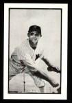1953 Bowman B&W Reprint #9  Walt Masterson  Front Thumbnail