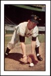1953 Bowman REPRINT #1  Davey Williams  Front Thumbnail