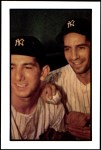 1953 Bowman REPRINT #93  Billy Martin / Phil Rizzuto  Front Thumbnail