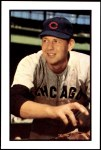1953 Bowman REPRINT #110  Bob Rush  Front Thumbnail