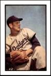 1953 Bowman REPRINT #129  Russ Meyer  Front Thumbnail