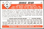 1953 Bowman REPRINT #131  Connie Ryan  Back Thumbnail