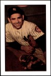 1953 Bowman REPRINT #121  Yogi Berra  Front Thumbnail