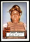 1952 Topps Reprints #357  Smoky Burgess  Front Thumbnail