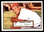 1952 Topps Reprints #107  Connie Ryan  Front Thumbnail