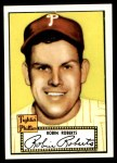 1952 Topps REPRINT #59  Robin Roberts  Front Thumbnail