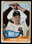 1965 Topps #58  Fred Talbot  Front Thumbnail