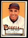 1952 Topps Reprints #88  Bob Feller  Front Thumbnail