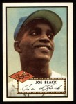 1952 Topps REPRINT #321  Joe Black  Front Thumbnail