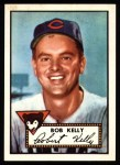 1952 Topps REPRINT #348  Robert Kelly  Front Thumbnail