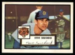 1952 Topps REPRINT #234  Steve Souchock  Front Thumbnail