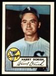1952 Topps REPRINT #303  Harry Dorish  Front Thumbnail