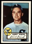 1952 Topps REPRINT #303  Harry Dorish  Front Thumbnail