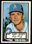 1952 Topps Reprints #219  Bobby Shantz  Front Thumbnail