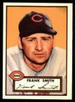 1952 Topps REPRINT #179  Frank Smith  Front Thumbnail