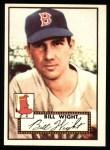 1952 Topps Reprints #177  Bill Wight  Front Thumbnail