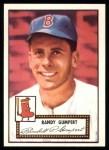 1952 Topps REPRINT #247  Randy Gumpert  Front Thumbnail