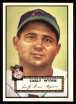 1952 Topps Reprints #277  Early Wynn  Front Thumbnail