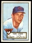 1952 Topps REPRINT #330  Turk Lown  Front Thumbnail