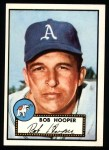 1952 Topps Reprints #340  Bob Hooper  Front Thumbnail