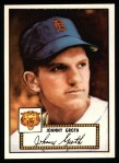 1952 Topps REPRINT #25  Johnny Groth  Front Thumbnail