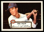 1952 Topps Reprints #69  Virgil Stallcup  Front Thumbnail