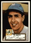 1952 Topps REPRINT #11  Phil Rizzuto  Front Thumbnail