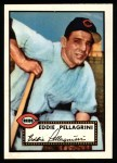 1952 Topps REPRINT #405  Eddie Pellagrini  Front Thumbnail