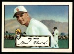 1952 Topps Reprints #8  Fred Marsh  Front Thumbnail