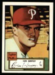 1952 Topps Reprints #44  Con Dempsey  Front Thumbnail