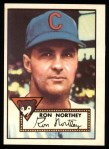 1952 Topps Reprints #204  Ron Northey  Front Thumbnail