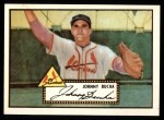 1952 Topps REPRINT #19  Johnny Bucha  Front Thumbnail
