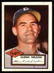 1952 Topps REPRINT #390  Rocky Nelson  Front Thumbnail