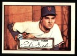 1952 Topps Reprints #61  Tookie Gilbert  Front Thumbnail